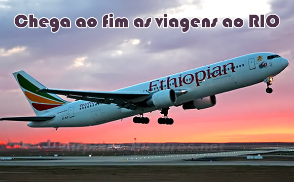 ethiopian airlines voos sp