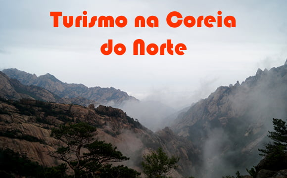 montanhas coreia do norte, turismo