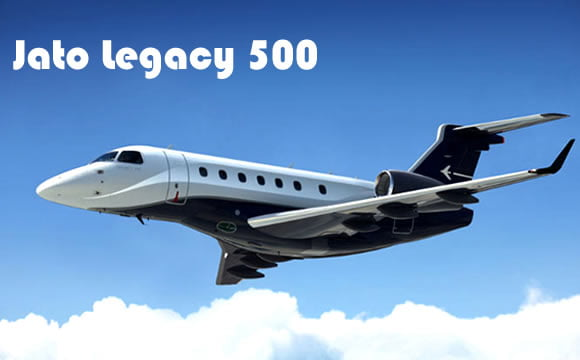 aviao legacy 500 embraer