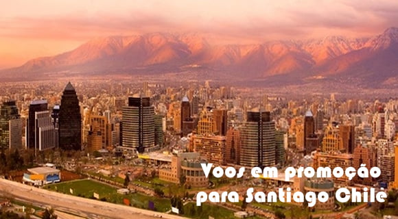 voos ate final do ano santiago chile 2016
