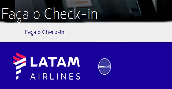 check in online latam