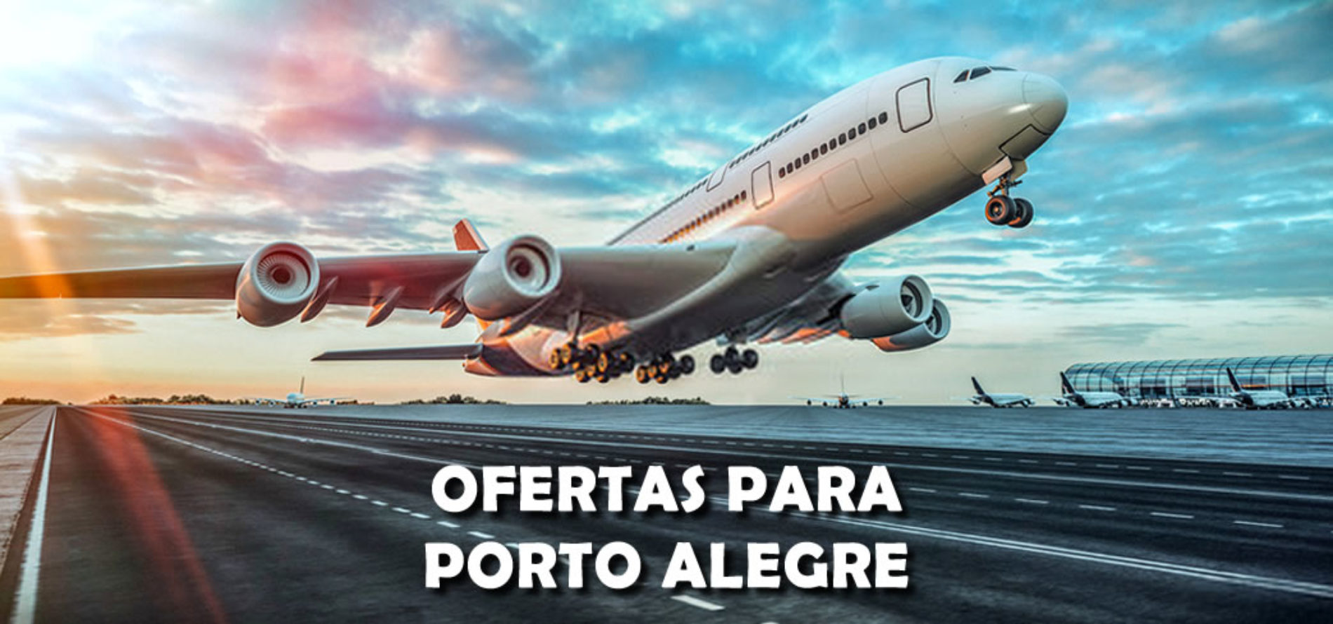 Black Friday de ofertas CVC e Decolar para Porto Alegre RS
