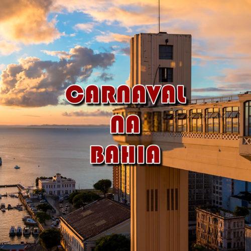 Voos em promoção para o Carnaval 2020 na Bahia