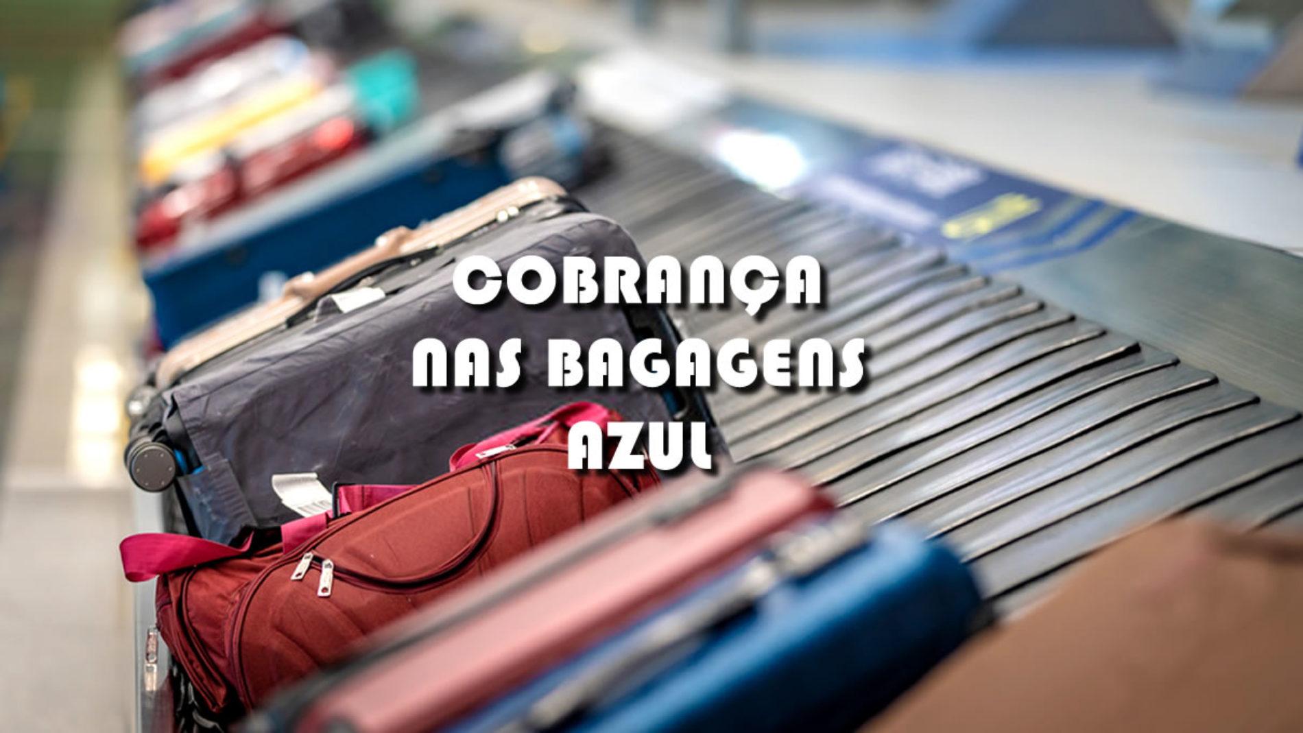 Preços dinâmicos em bagagens nacionais passa a valer na Azul