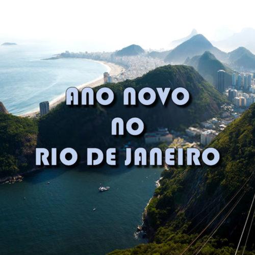 Réveillon 2021 CVC no Rio de Janeiro RJ