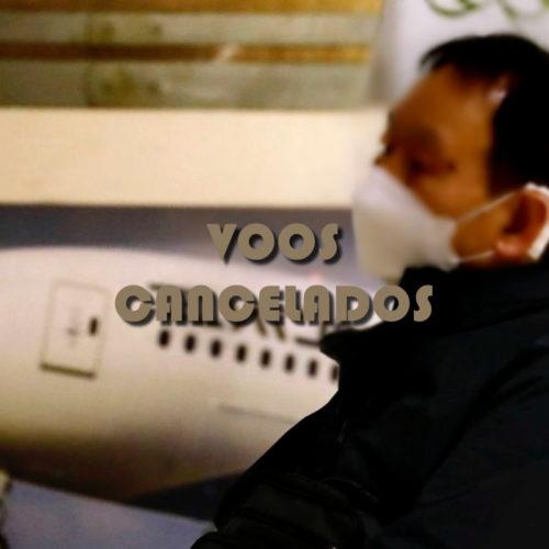 Lista de companhias aéreas Europa que cancelaram voos por coronavírus