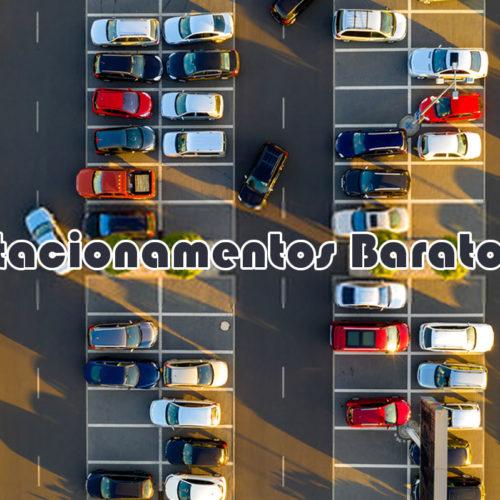 Todos os estacionamentos baratos próximos à Guarulhos GRU