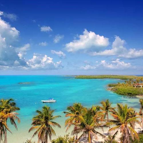 Baixa temporada 2021 em Cancún México