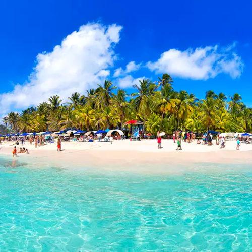 Pacotes em promoção ao Caribe em San Andrés para 2021